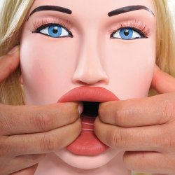 Pipedream Extreme Toys: Hot Water Face Fucker - Blonde 5 Product Image
