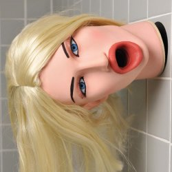 Pipedream Extreme Toys: Hot Water Face Fucker - Blonde 7 Product Image