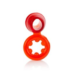 Dual Support Magnum Ring - Red 4 Product Image