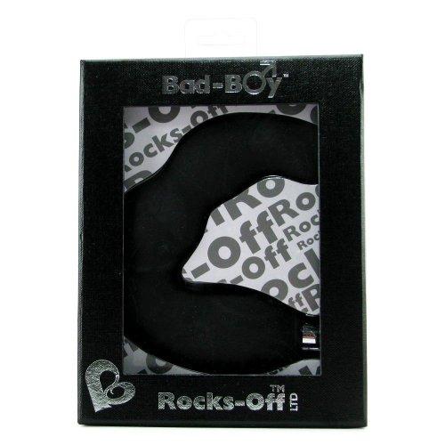 Bad-Boy Vibrating Prostate Massager - Black 6 Product Image