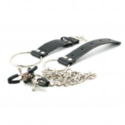 Fetish Fantasy Nipple Clamps & Cock Ring Set 5 Product Image
