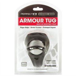 Perfect Fit: Armour Tug - Black 3 Product Image