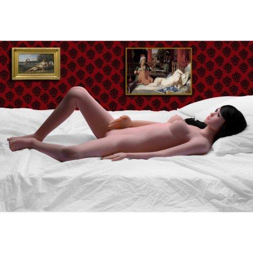 Dahlia Life Size Platinum Sex Doll 9 Product Image