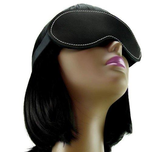 Sportsheets: Leather Blindfold 2 Product Image