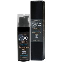 Max Relax Calming Anal Gel Product Image