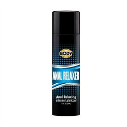 Body Action Anal Relaxer Silicone Lubricant Product Image