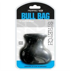 Perfect Fit: Bull Bag - Black 4 Product Image