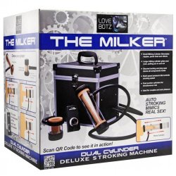 The Milker Automatic Deluxe Stroker Machine 6 Product Image