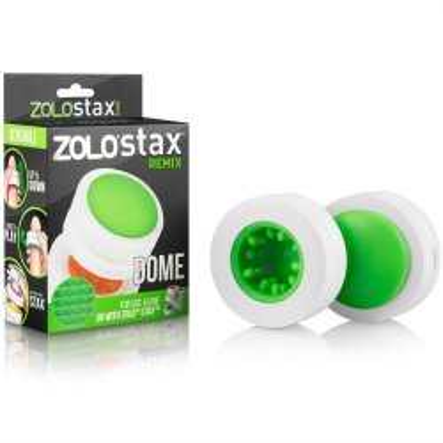 Zolo Stax Remix Dome Masturbator 3 Product Image