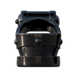 Fantasy C-Ringz Turbo Teazer - Black 4 Product Image
