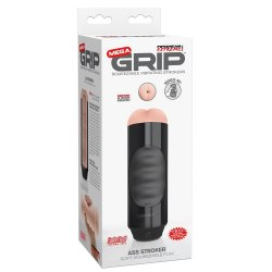 Pipedream Extreme Toyz: Mega Grip Stroker - Ass 7 Product Image