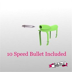 Gnarly Rider Silicone Saddle - Green 4 Product Image
