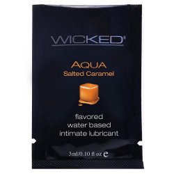 Wicked Teasers - 10 Lubricant Packettes 2 Product Image
