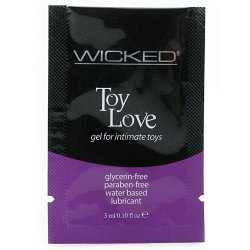 Wicked Teasers - 10 Lubricant Packettes 3 Product Image