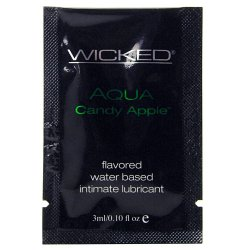 Wicked Teasers - 10 Lubricant Packettes 5 Product Image