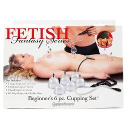 Fetish Fantasy Beginner's 6 Piece Cupping Set 6 Product Image