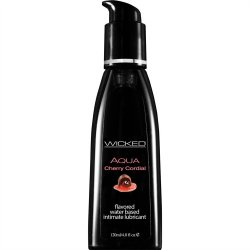 Wicked Aqua Cherry Cordial - 4 oz. Product Image