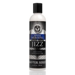 Master Series: Jizz Numbing Lube - Cum Scented - 8.5 oz. Product Image