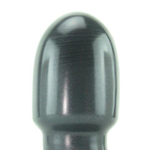American Bombshell Shellshock Anal Plug - Grey - 6 inch 2 Product Image