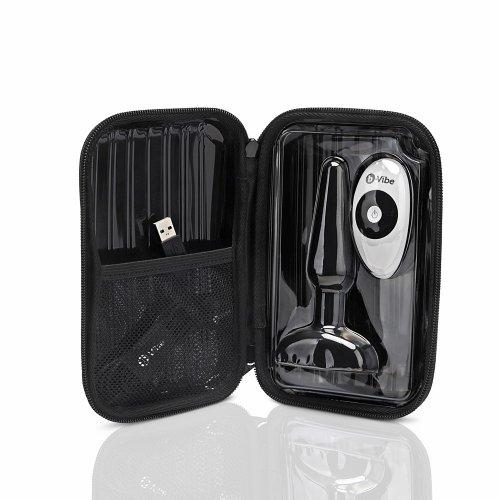 B-Vibe Trio Plug - Black 7 Product Image