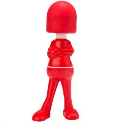 Screaming O OBob - Battery Operated Boyfriend - Red Product Image