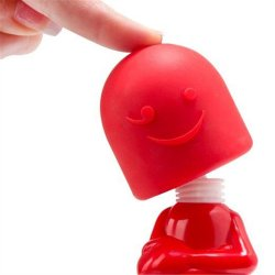 Screaming O OBob - Battery Operated Boyfriend - Red 3 Product Image
