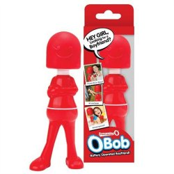 Screaming O OBob - Battery Operated Boyfriend - Red 4 Product Image