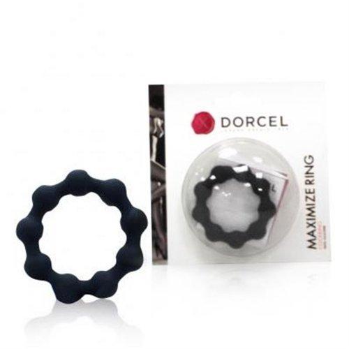 Dorcel: Maximize Ring - Black 2 Product Image