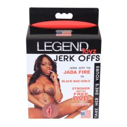 Legend Toyz: Jerk Off Strokers - Jada Fire 7 Product Image