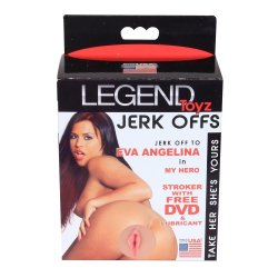 Legend Toyz: Jerk Off Strokers - Eva Angelina 7 Product Image