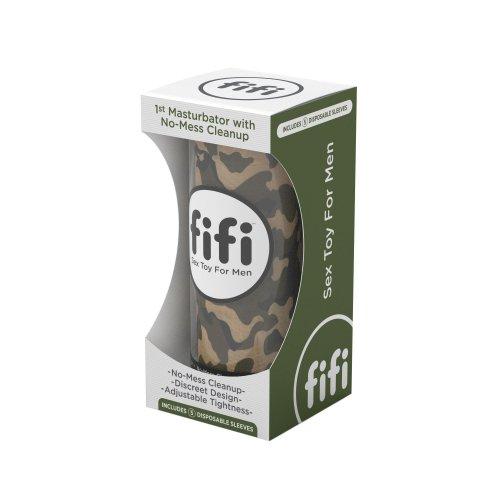 fifi: Commando Camoflague 10 Product Image