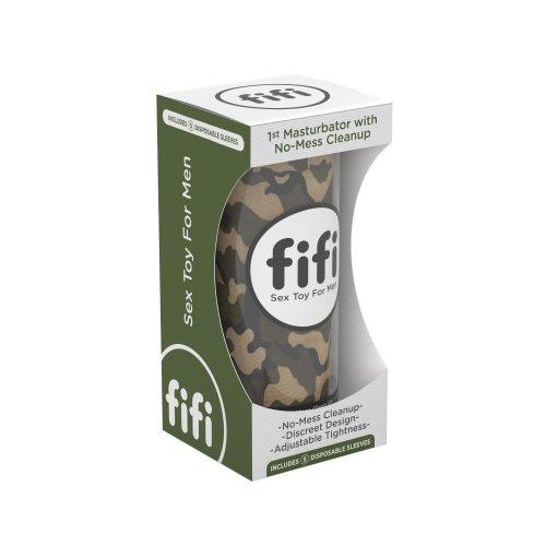 fifi: Commando Camoflague 11 Product Image