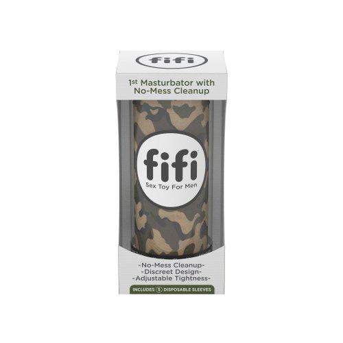 fifi: Commando Camoflague 9 Product Image