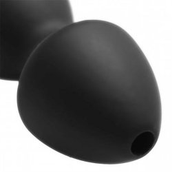 Canal 5 Bulb Silicone Enema Attachment 3 Product Image