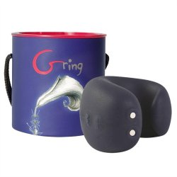 G ring - Blue 3 Product Image