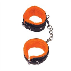 The 9's: Orange Is The New Black Love Cuffs - Wrist Product Image