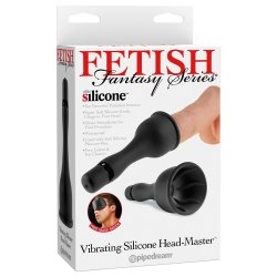 Fetish Fantasy Vibrating Silicone Head Master 4 Product Image