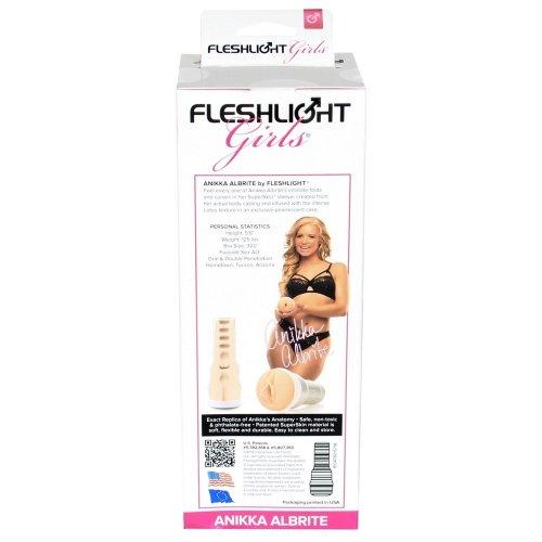 Fleshlight Girls - Anikka Albrite - Goddess 11 Product Image