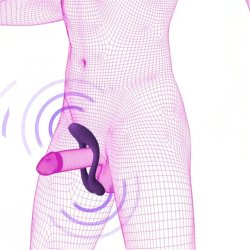 Doc Johnson Tryst Multi Erogenous Zone Massager - Black 8 Product Image
