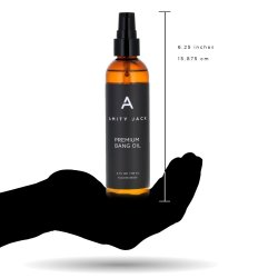 Amity Jack: Premium Silicone Blend Bang Oil Pump - 4oz 4 Product Image
