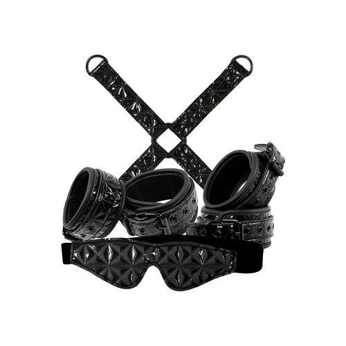 Sinful Bondage Kit - Black 1 Product Image