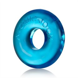 Oxballs Ringer 3-Pack Cockrings - Multi Color 3 Product Image