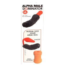 Legend Toyz: Alpha Male Dominator 9 Product Image