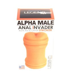 Legend Toyz: Alpha Male Anal Invader 6 Product Image