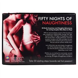 Fifty Nights of Naughtiness Game 3 Product Image