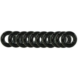 Nasstoys: My Ten Erection Rings - Tight Firm Rings - Black Product Image