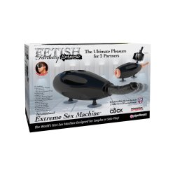 Fetish Fantasy Extreme International Extreme Sex Machine - Black 7 Product Image