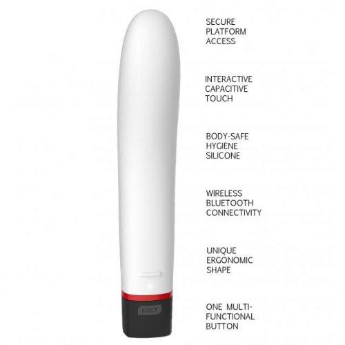 Fleshlight: Kiiroo Pearl Interactive Vibrator 6 Product Image