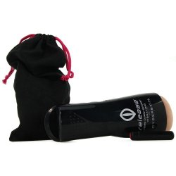 Topco Release Deep Pussy Vibrating CyberSkin Stroker - Flesh 7 Product Image