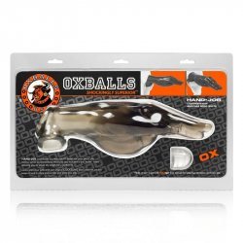 Oxballs Handjob Cock Sheath - Smoke 4 Product Image
